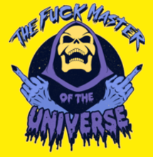 magliette t-sharks.com - Skeletor