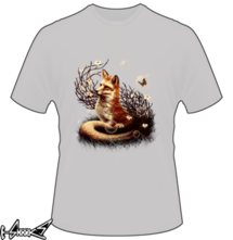 t-shirt The Fox Tale online