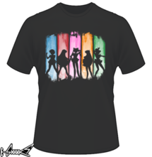 new t-shirt Sailor Moon