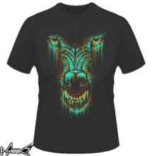 new t-shirt Gray Wolf