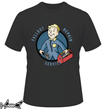 new t-shirt Fallout Repair Service