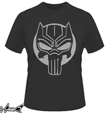 t-shirt The Black Punisher online