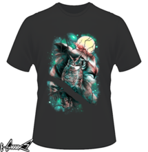 new t-shirt Space Watcher