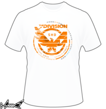 new t-shirt The division White