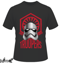 t-shirt First Order Troopers online