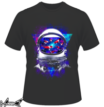 t-shirt Space Lagoon online