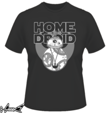new t-shirt Home Droid