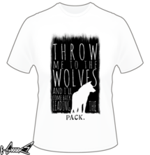 new t-shirt The Pack
