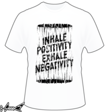 new t-shirt Inhale Exhale