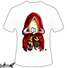 new t-shirt Little Red Riding Octopy