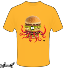 new t-shirt Burgeropod