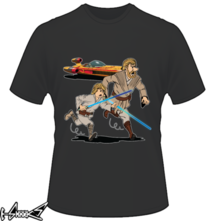 t-shirt ADVENTURE ON TATOOINE  online