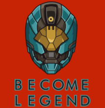 magliette t-sharks.com - Become Legend