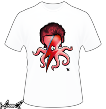 new t-shirt Ziggy Starpoulpe