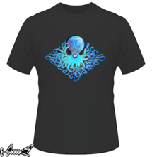new t-shirt 51 Tentacles Octopus