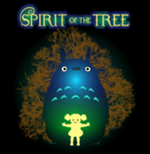 magliette t-sharks.com - SPIRIT OF THE TREE