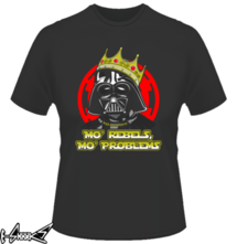 new t-shirt Mo' Rebels, Mo' problems