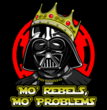 magliette t-sharks.com - Mo' Rebels, Mo' problems