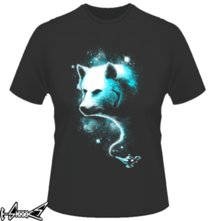 new t-shirt Enchanted Wolf