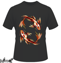 t-shirt Fish Wave online