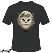 new t-shirt BEARDED CAT