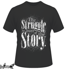 t-shirt The Struggle online