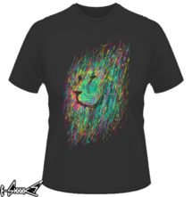 new t-shirt Unfinished Lion