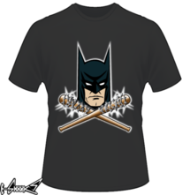 t-shirt THE REAL BAT-MAN online