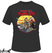 t-shirt Iron-willed maiden online