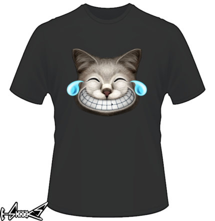 EMOTIONS CAT LAUGHING