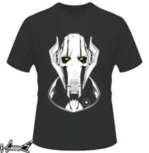 new t-shirt General Grievous
