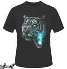 new t-shirt Gentle Tiger