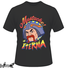 t-shirt Mustache of Eternia. online