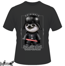 t-shirt SLOTH WARS online
