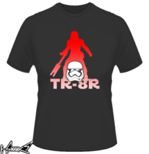 new t-shirt Tr-8r
