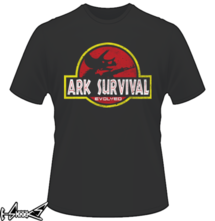 new t-shirt Ark Survival Evolved