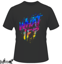 t-shirt What If? online