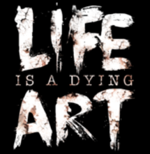 magliette t-sharks.com - Life Is A Dying Art