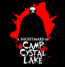 magliette t-sharks.com - A nightmare on camp crystal lake