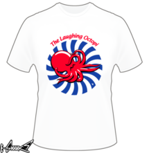 t-shirt The Laughing Octopi online