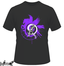 new t-shirt Saint Seiya: #Knights of the Zodiac.