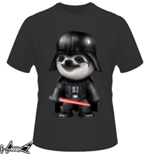 new t-shirt DARTH SLOTH 2017