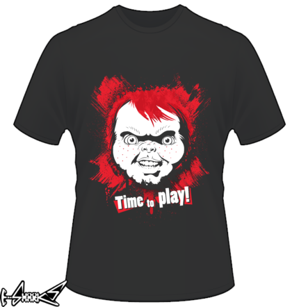 #Chucky. Time to #Play