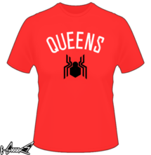 t-shirt Queens online