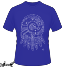 new t-shirt Millenium Octopus