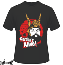 new t-shirt #Gordon's #ALIVE!