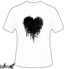 new t-shirt Dark Heart