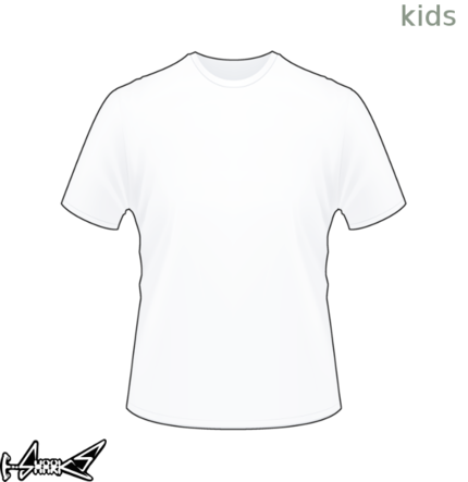 t-shirt JEDICAT Kids Products - Designed by: ADAM LAWLESS